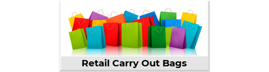 Retail Carry Out Bags