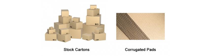 Stock Cartons - Stock Pads