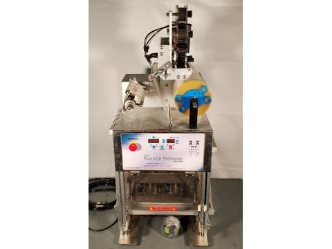 Platinum Packaging HSTT-4 XL Tabletop Lidding Machine