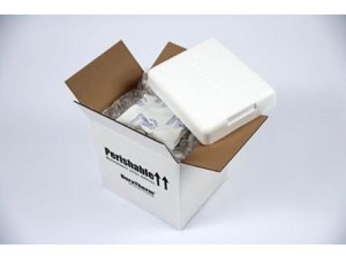 "DuraTherm Foam Cooler 6"" x 8"" x 5"" - Sold as a Set"