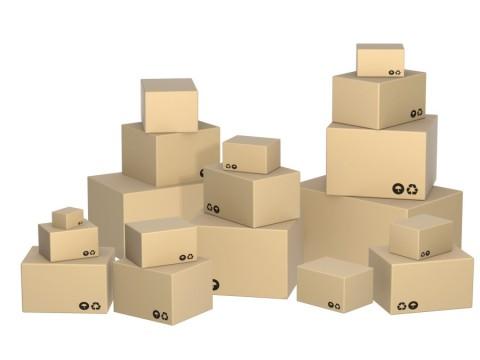 """Stock Carton 5"""" x 5"""" x 5"""" - 25/Bundle"""